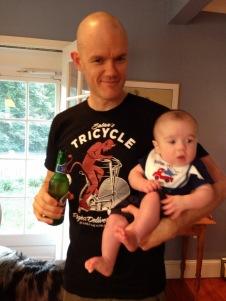 Uncle Paul & Finn