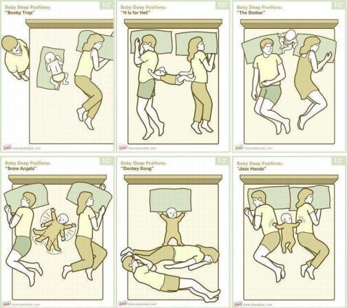 Baby-sleep-posititon